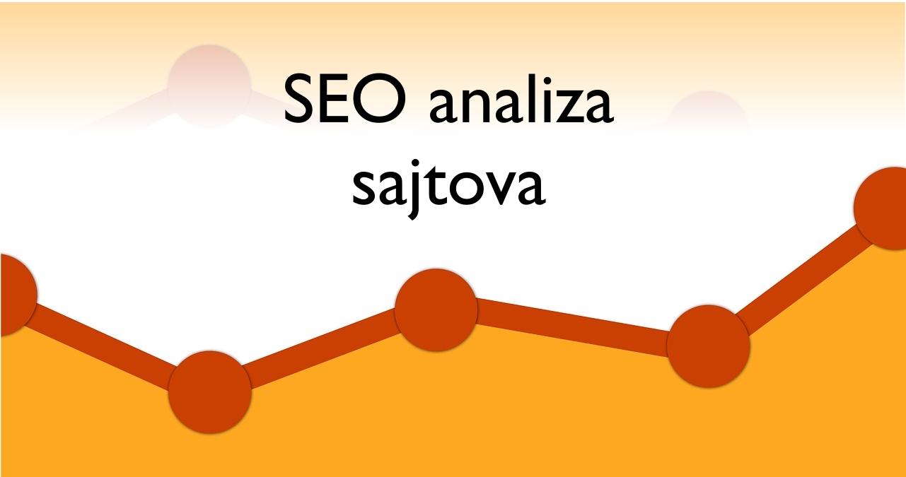 Konkurencija na internetu SEO rezultati