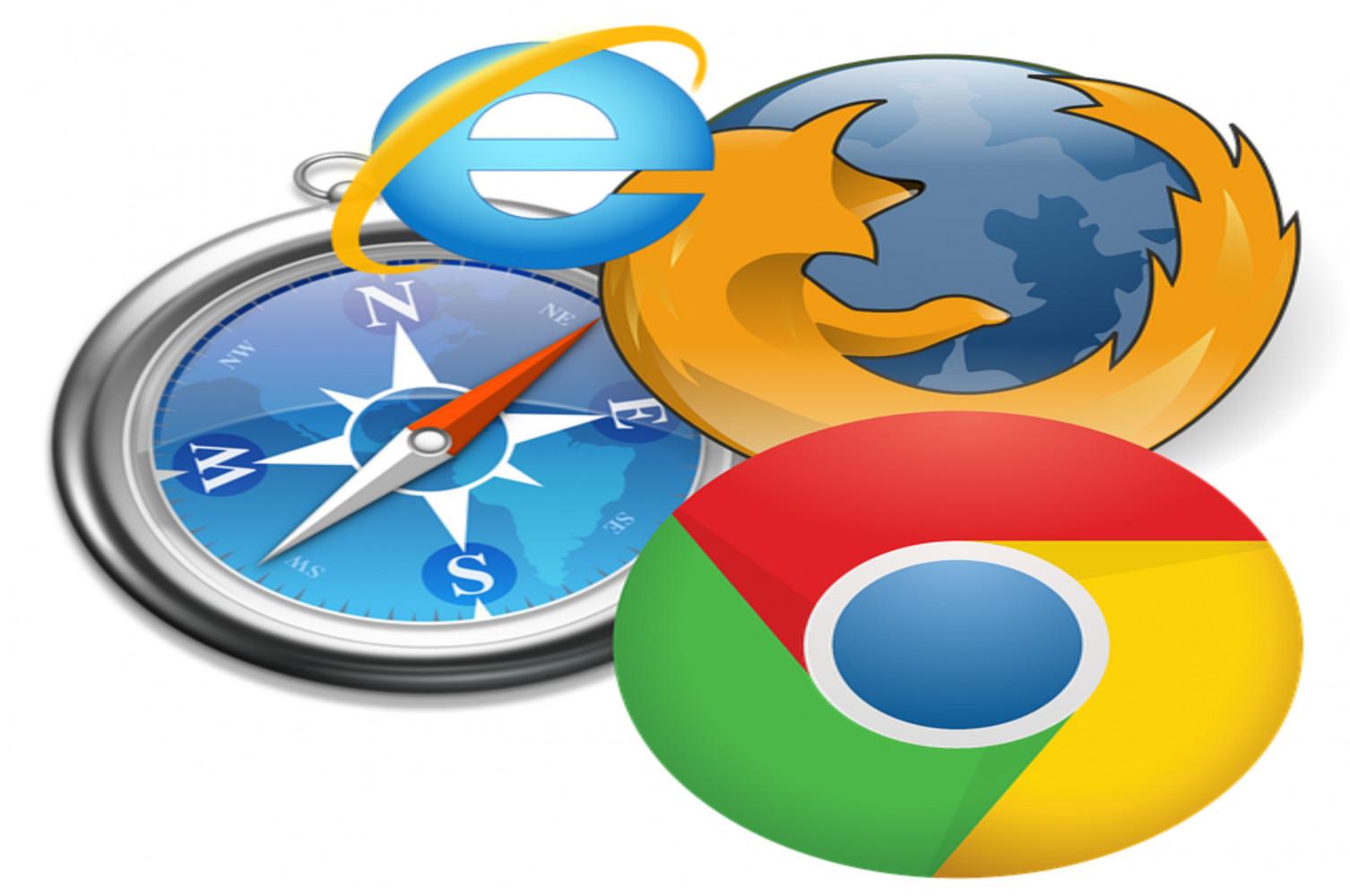 Pravilan prikaz sajta u svim browser ima Chrome Firefox IE