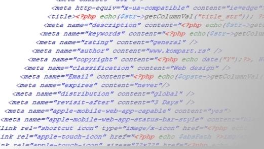 Pravilna SEO optimizacija meta tagova - uputstvo