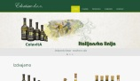 Izrada web sajta za Edonismo d.o.o.